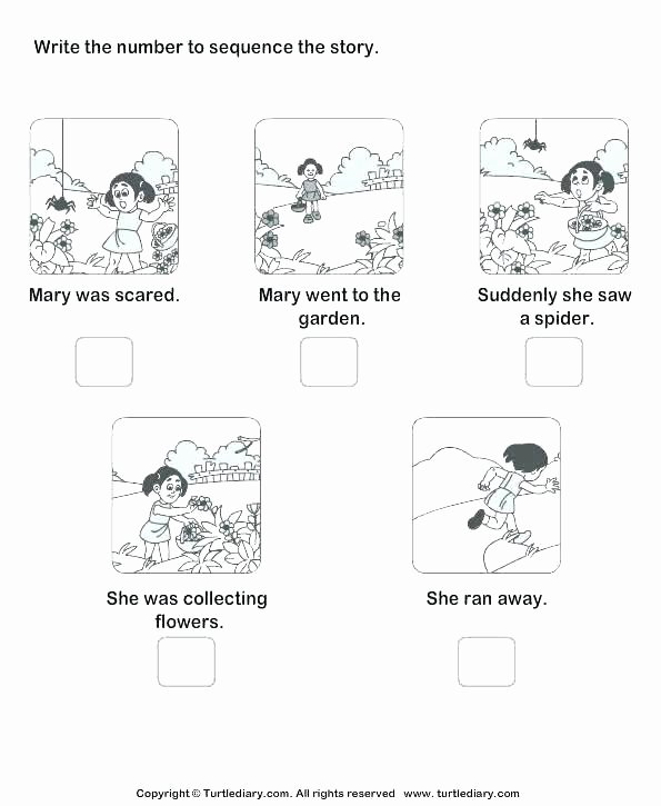 Sequence Worksheets 2nd Grade Best Of Story Sequencing Worksheets Free 2nd Grade