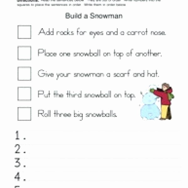 Sequence Worksheets 2nd Grade Elegant Story Sequencing Worksheets for 2nd Grade – Newstalkfo