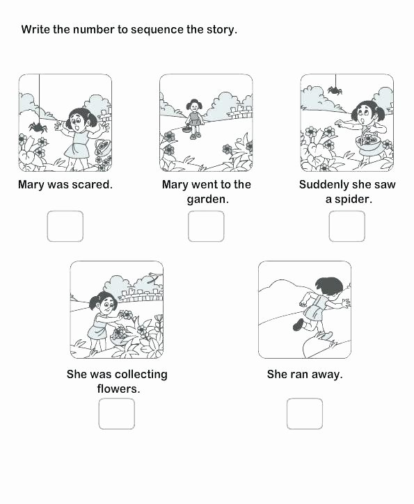 Sequence Worksheets 4th Grade Fourth Grade Sequencing Worksheets Sequence Worksheet 4