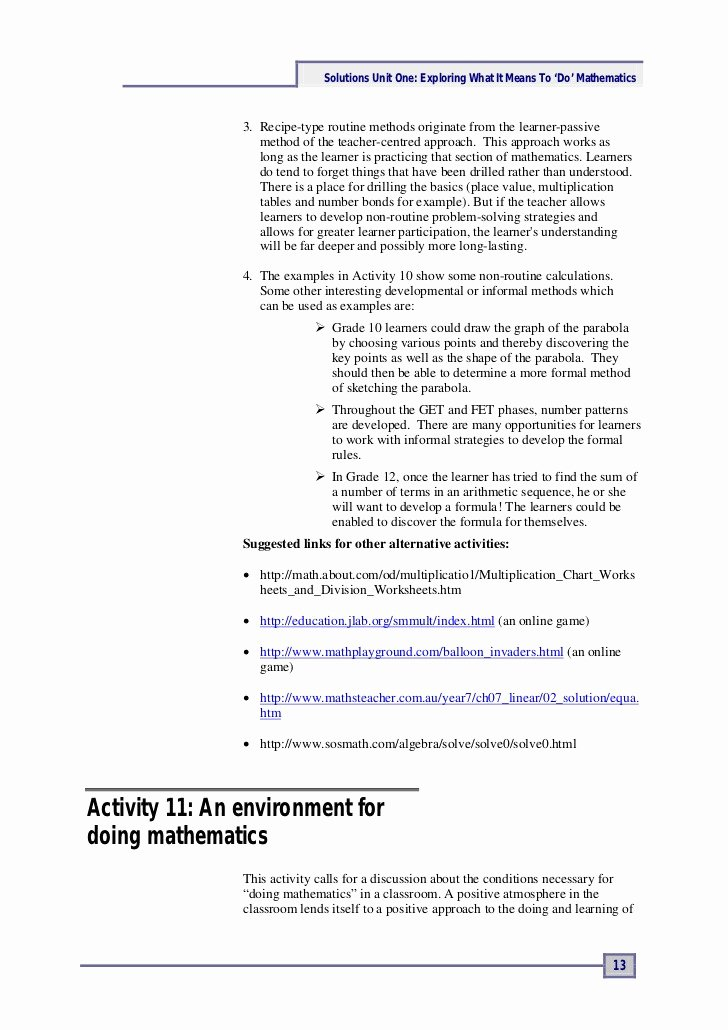Sequence Worksheets 5th Grade Arithmetic Sequence Worksheet Answers Fresh Patterns and