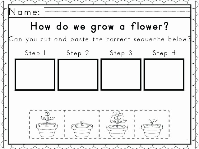 Sequence Worksheets for 3rd Grade Free Printable Sequencing Worksheets – Onlineoutlet