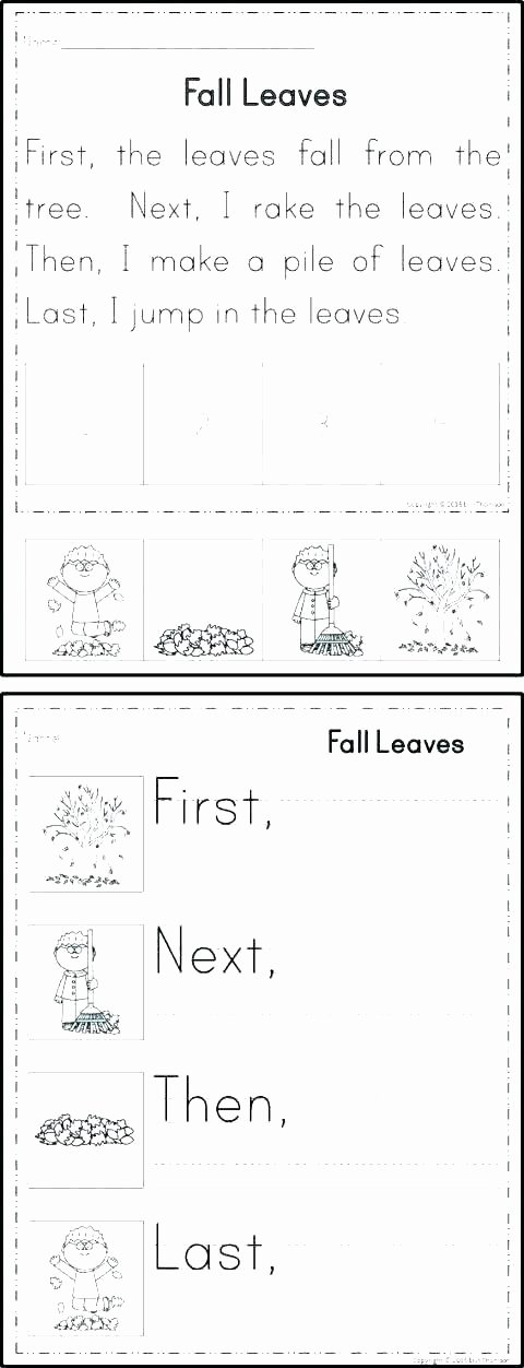Sequence Worksheets for 3rd Grade Free Sequencing Worksheets Free Sequencing Worksheets Free