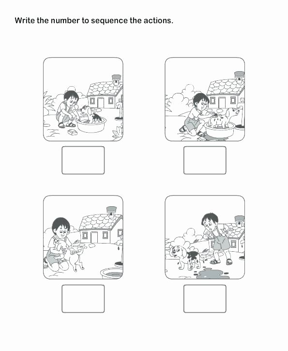 Sequence Worksheets for Kindergarten Pattern Templates for Kindergarten – Storywave