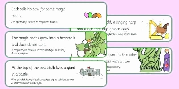 Sequencing events Worksheet Jack and the Beanstalk Worksheets Sequencing
