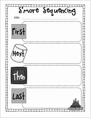 Sequencing Of events Worksheets This Worksheet Will Teach Students About Sequencing and Give