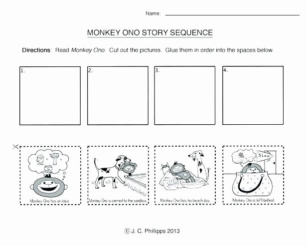 Sequencing Picture Worksheets Jack and the Beanstalk Worksheets Sequencing