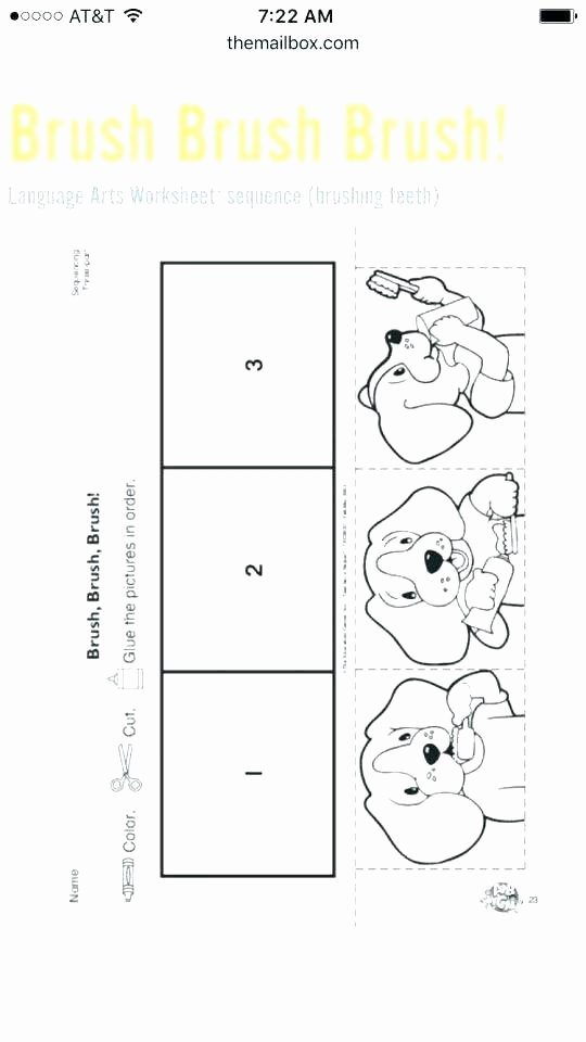 Sequencing Picture Worksheets Sequence events Worksheets Grade Spelling Ideas