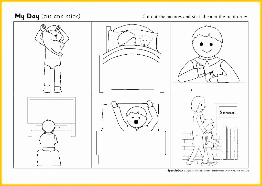 Sequencing Pictures Worksheet Jack and the Beanstalk Worksheets Sequencing