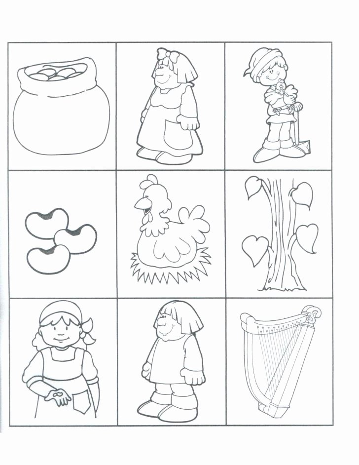Sequencing Pictures Worksheets Jack and the Beanstalk Worksheets Jack and the Beanstalk