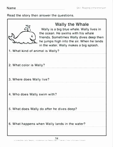 Sequencing Reading Worksheets Year 5 Literacy Worksheets Year 5 Prehension Worksheets