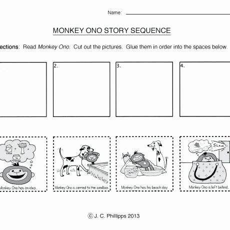 Sequencing Story Worksheet Sequence events Worksheets Grade Spelling Ideas