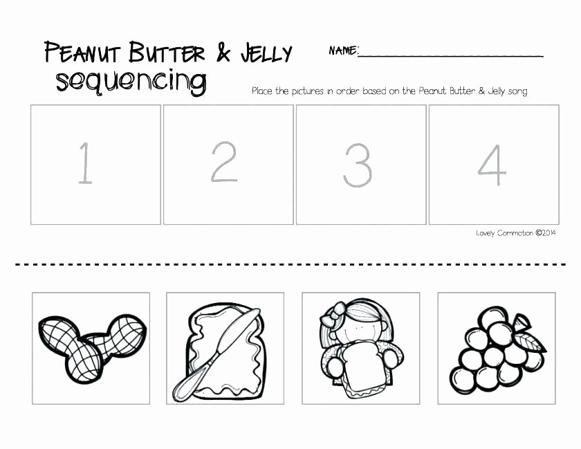 Sequencing Story Worksheets Sequencing Worksheets
