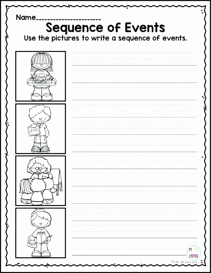 Sequencing Worksheet Kindergarten Jack and the Beanstalk Sequencing Activity Cards Teaching