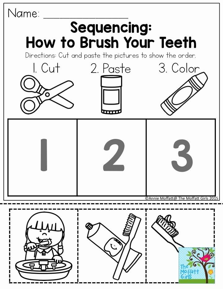 Sequencing Worksheet Kindergarten Sequencing Worksheets Kindergarten – 7th Grade Math Worksheets