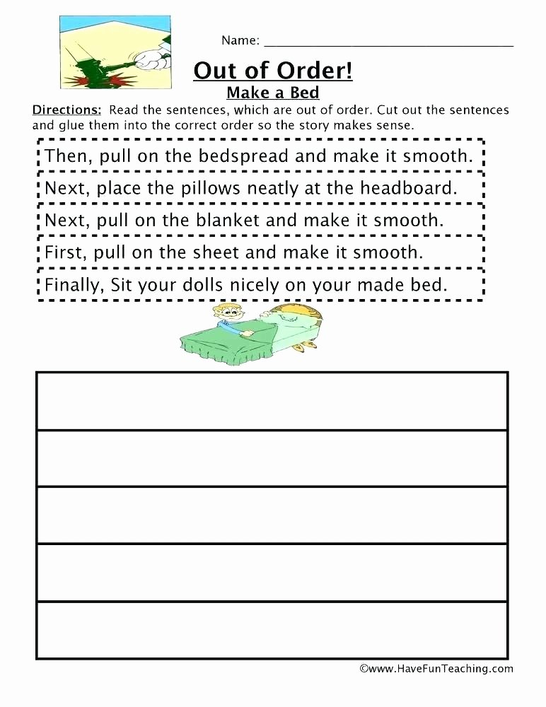 Sequencing Worksheets 4th Grade Geometric Sequences Worksheet – ispe Indonesia