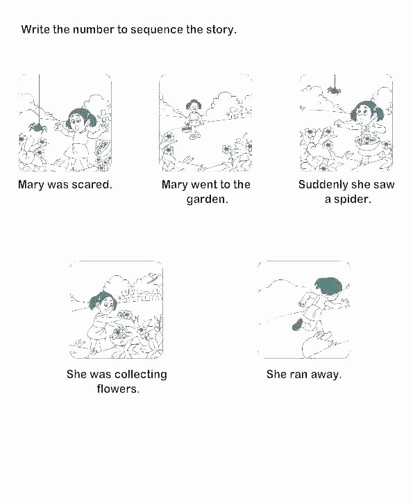 Sequencing Worksheets 5th Grade Free Reading Sequencing Worksheets First Grade Printable