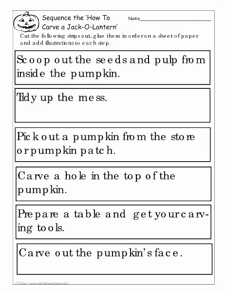 Sequencing Worksheets for 1st Grade Sequencing Worksheets 1st Grade
