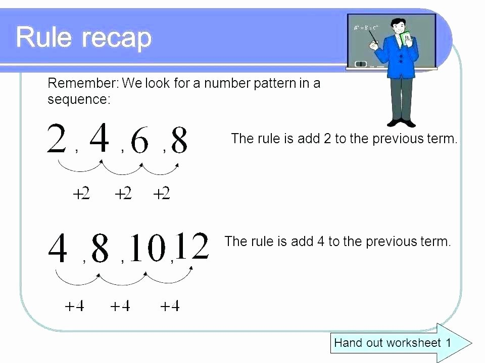 Sequencing Worksheets for 2nd Grade Sequence Worksheets Grade Number Pattern Patterns Free 2