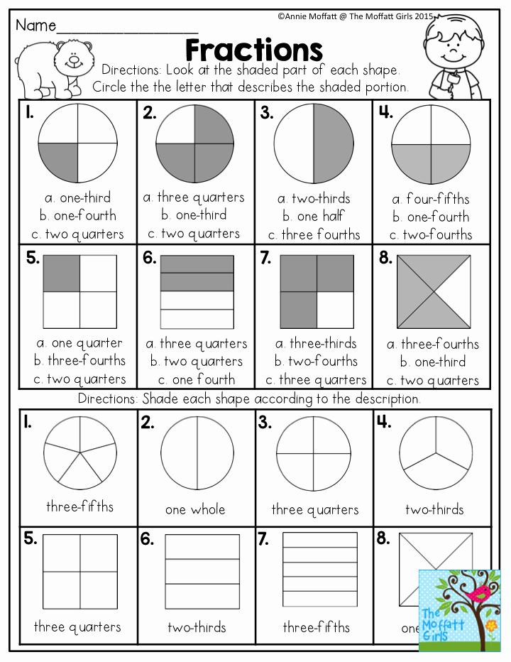Shapes Worksheets 1st Grade Pin On Math