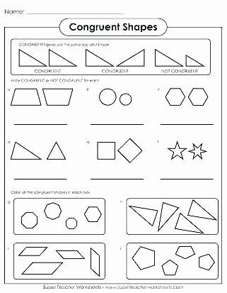 Shapes Worksheets 1st Grade Shapes Worksheets for Kindergarten Coloring Geometric Shapes