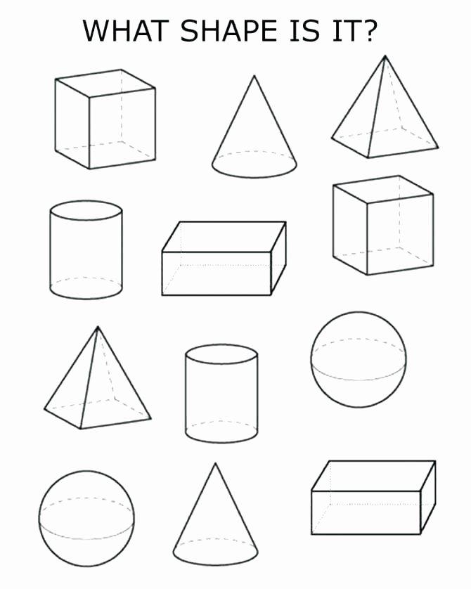 Shapes Worksheets 2nd Grade Shapes Worksheets Grade Worksheets and Medium to Size