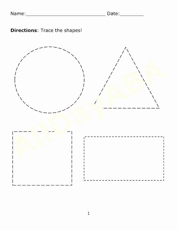 Shapes Worksheets for Kindergarten Pdf Matching Shapes Worksheets for Kindergarten Object with