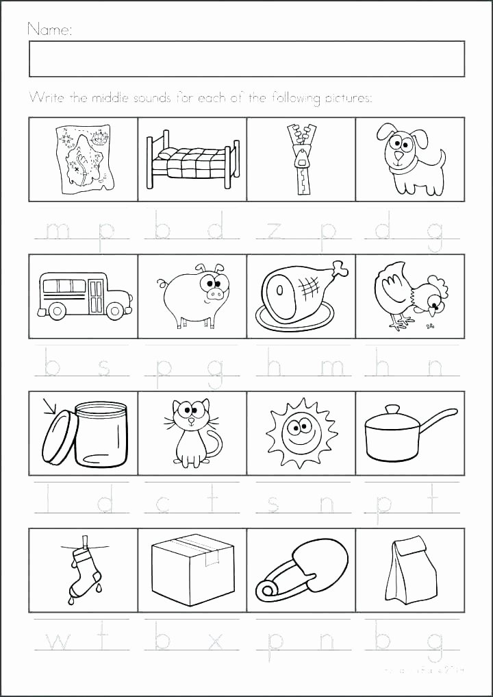 Short U Worksheets Pdf Short U Phonics Worksheets