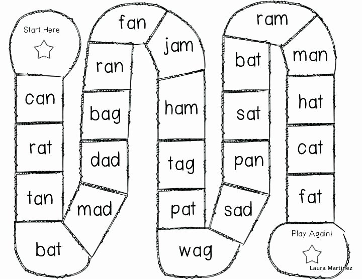Short Vowel Worksheet Kindergarten Cvc Activities for Second Grade