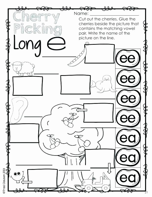 Short Vowel Worksheet Kindergarten Short A Phonics Worksheets