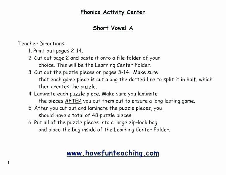 Short Vowel Worksheets 2nd Grade Short A Worksheets 2nd Grade