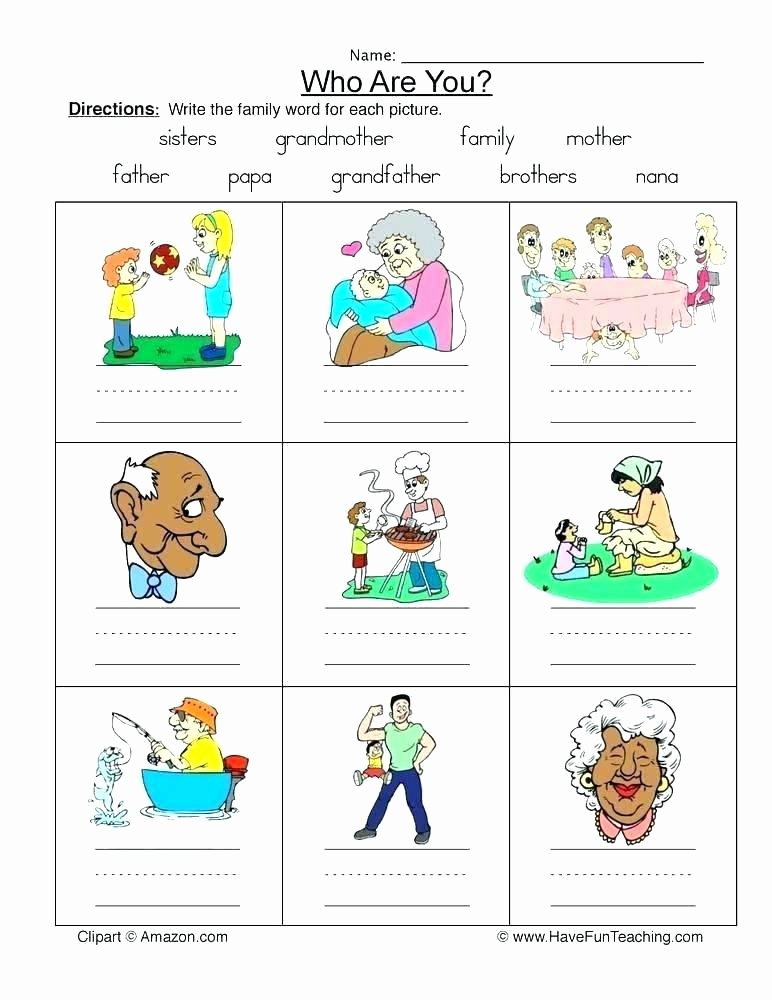 Shurley English Worksheets Inspirational Goods and Services Worksheets for Kindergarten Goods and