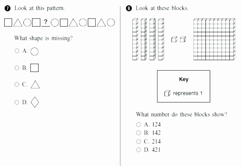 Shurley English Worksheets New Number Patterns Worksheets Grade Practice Math Missing