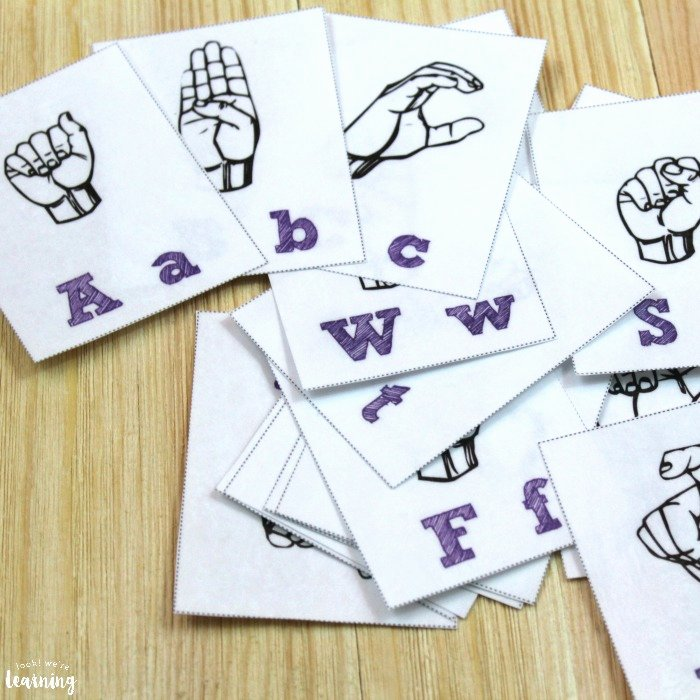 Sign Language Poster Printable Sign Language Alphabet Printable 104 Images In Collection
