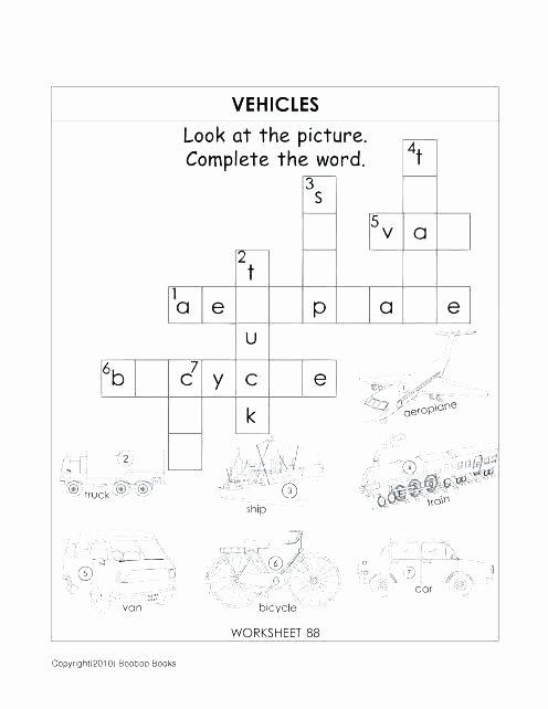 Sign Language Worksheets for Beginners Word Study Worksheets for Kindergarten