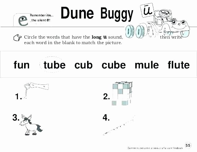 Silent E Worksheets 2nd Grade Awesome Long A Silent E Worksheets Silent E Worksheets Grade Long U