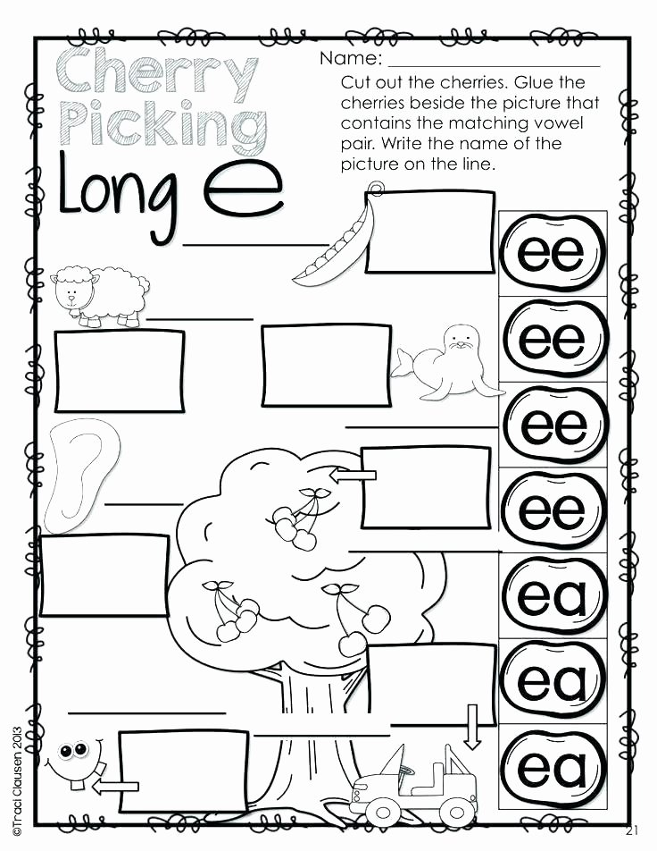 Silent E Worksheets 2nd Grade Awesome Long Vowel O Silent E Worksheets Kindergarten A Free U Words