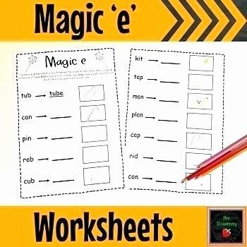 Silent E Worksheets 2nd Grade Fresh Silent E Worksheets Grade Magic Letters Pdf Quiet Working Silen