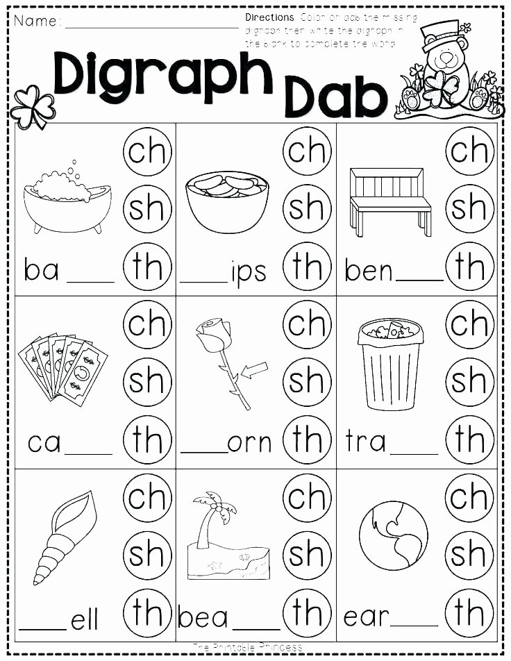 Silent E Worksheets for Kindergarten 2nd Grade Phonics Worksheets Free