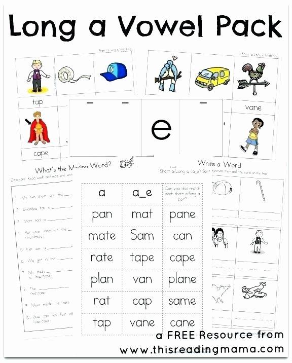 long u vowel silent e worksheets free short 2nd grade elegant printable