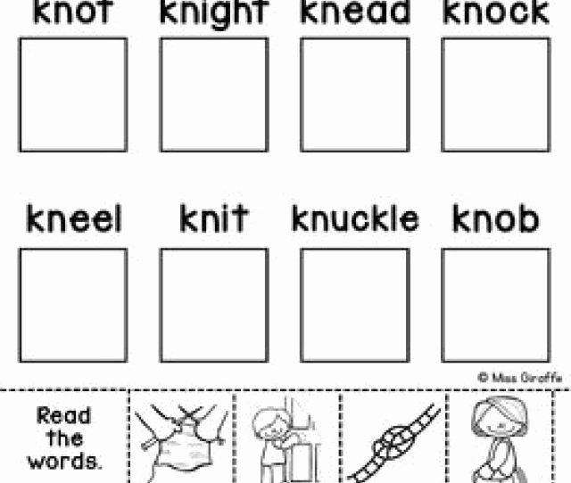 Silent Letters Worksheets Silent Letters Worksheets Letter Free Gn Kn Wr – Home Garden
