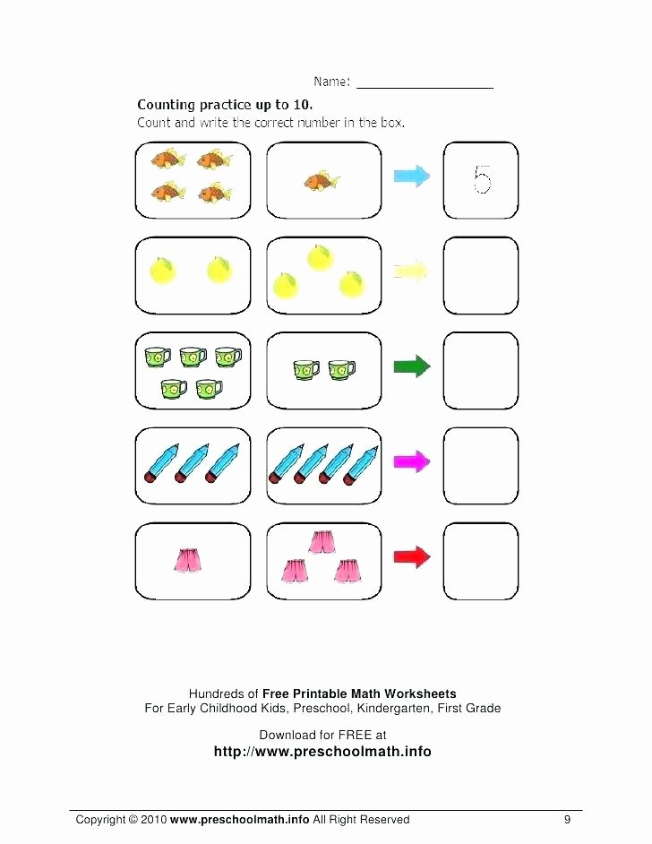 Simple Addition Worksheets with Pictures Free Printable Preschool Addition Worksheets Preschool