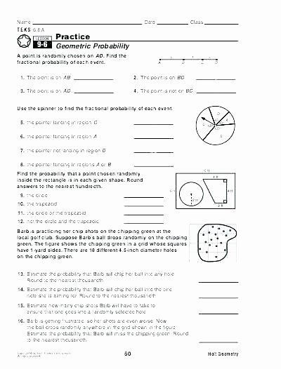 Simple and Compound Probability Worksheet Probability Independent events Worksheet Probability
