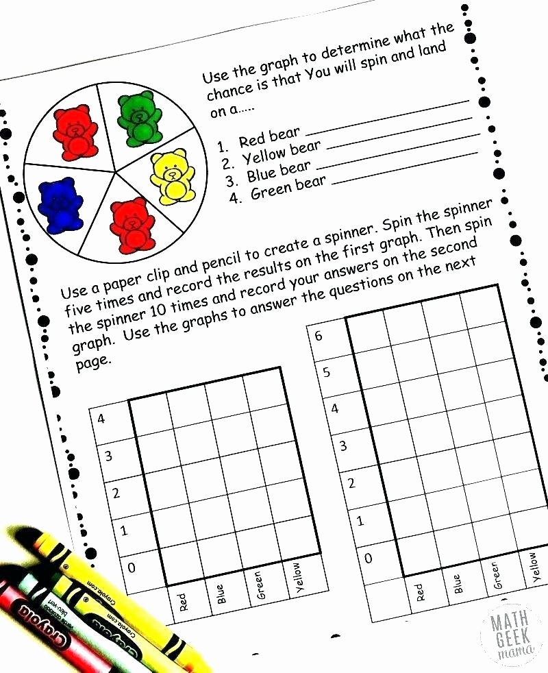 Simple and Compound Probability Worksheet Probability Worksheets Introduce Your Kids to In A Fun and
