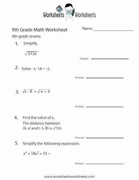 Simple Distributive Property Worksheet 6th Grade Math Distributive Property Worksheets
