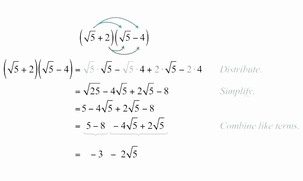Simple Distributive Property Worksheets Free Grade Math Worksheets Distributive Property 7