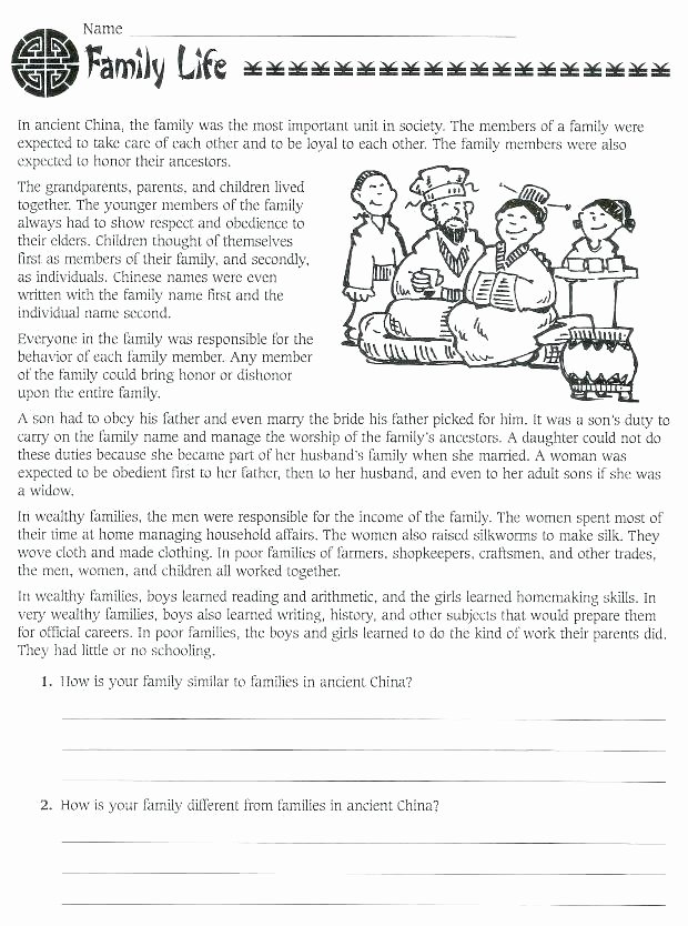 Sixth Grade social Studies Worksheets social Stu S Worksheets for Middle School All Collection