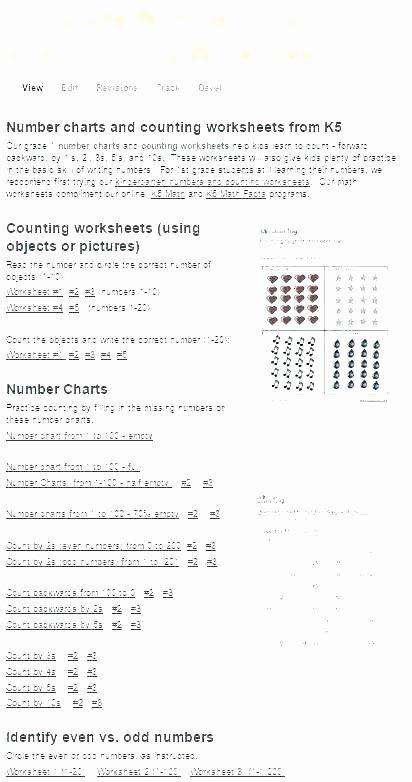Skip Counting Worksheets 2nd Grade Missing Number Worksheets 2nd Grade