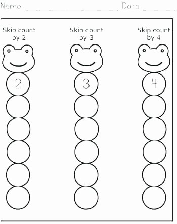 Skip Counting Worksheets 3rd Grade Math Skip Counting Worksheets – Kcctalmavale