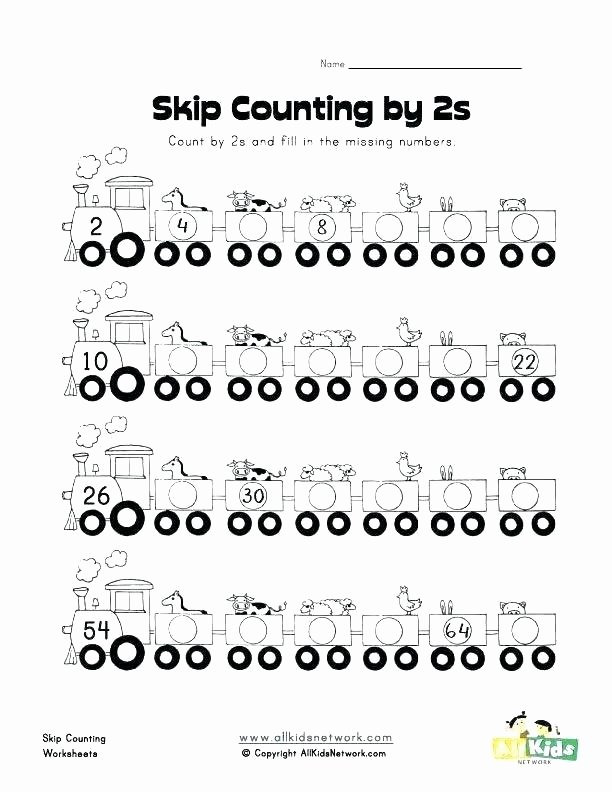 Skip Counting Worksheets First Grade Related Post Backward Counting Worksheet Syllables First