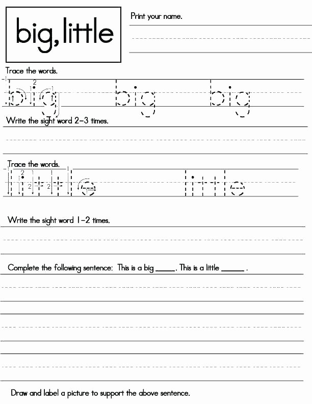 Sneaky E Worksheets First Grade Sight Words Worksheets Second Sentence De